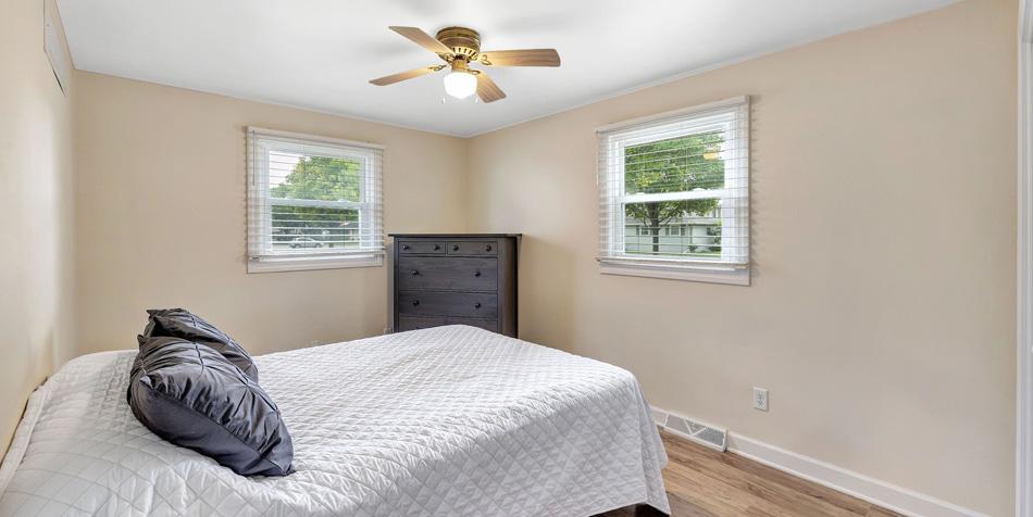 1174 Shadow Lane Bedroom